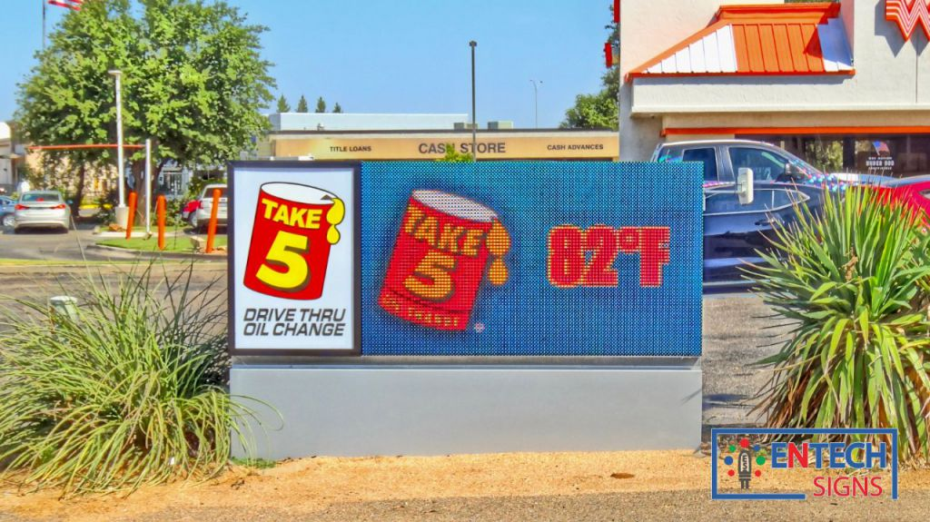 Make your Store a Landmark with a Eye-Catching LED SIgn!